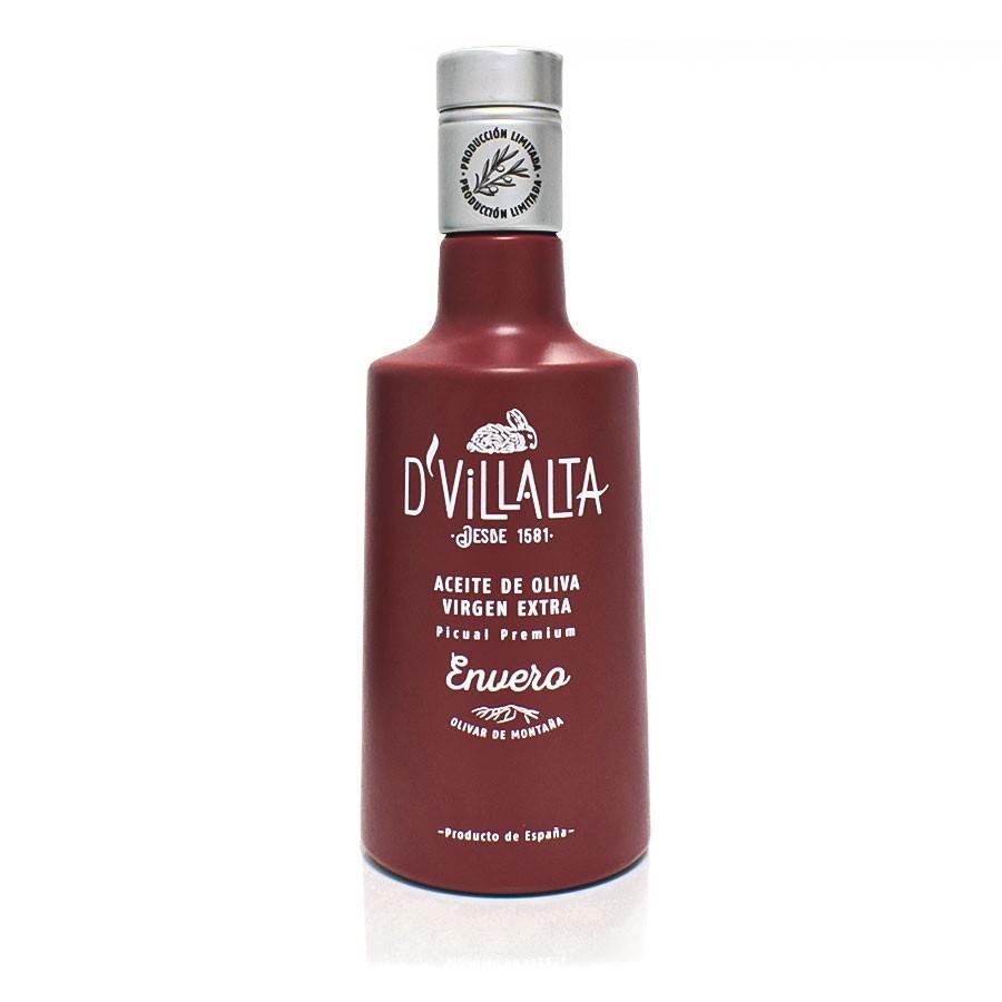 Aceite de Oliva Virgen Extra Envero D'Villalta