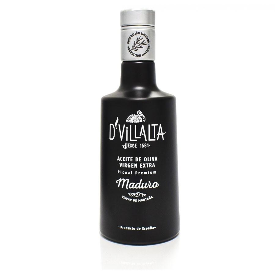 Aceite de Oliva Virgen Extra Maduro D'Villalta